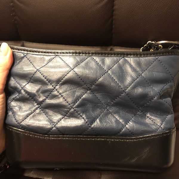 Chanel Gabriel bag navy SUPER HIGH QUALITY