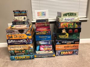 Modern Board Games for Sale in Marysville, OH