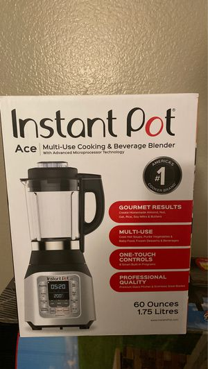 Multi-use cooking and beverage blender for Sale in Banning, CA