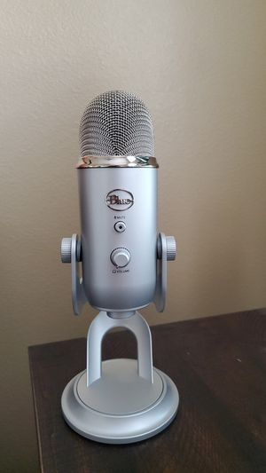 Blue Yeti Microphone for Sale in Corona, CA