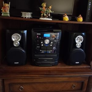 Jensen Stereo Set & Speakers for Sale in Portland, OR