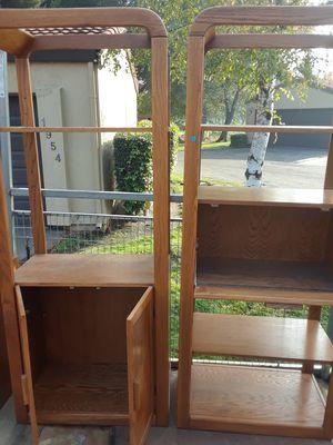 Set of bookshelves for Sale in Stockton, CA