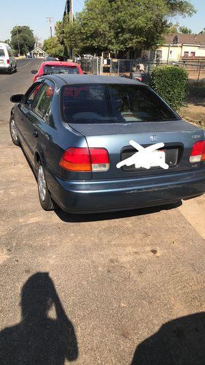 Honda Civic Lx for Sale in Fresno, CA