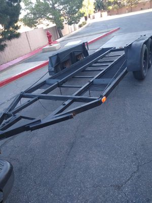 2007trailer14x5.5 rv with title, new tires for Sale in Las Vegas, NV