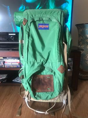 JanSport hiking/camping backpack for Sale in Lewisville, TX