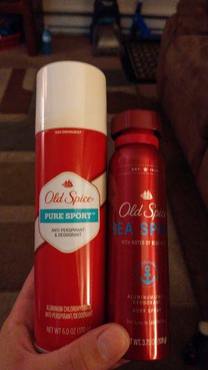 Old spice deodorant spray for Sale in Gresham, OR