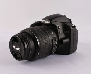 Nikon D3200 + 2 lenses, bag and charger! for Sale in Aurora, IL