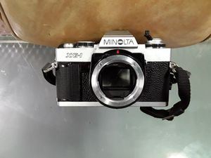 minolta xg-1 & accessories for Sale in Evansville, IN