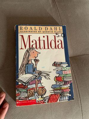 Matilda book for Sale in Castro Valley, CA