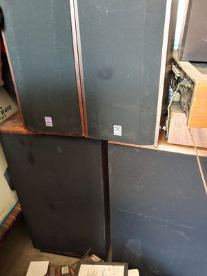 15in marantz speakers for Sale in Parlier, CA