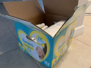 Pampers Newborn Diapers for Sale in Lake Worth, FL
