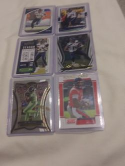 ➗🏈🔥➗🏈🔥➗🏈🔥➗🏈🔥➗🏈🔥DK Metcalf 6 Card Lot with Select Neon Green Rookie Card & Score Rookie Card➗🏈🔥➗🏈🔥➗🏈🔥➗🏈🔥➗🏈🔥➗🏈🔥➗🏈🔥 for Sale in Fort Worth,  TX
