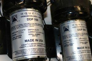 Aquatec demand delivery pump for Sale in Carson, CA