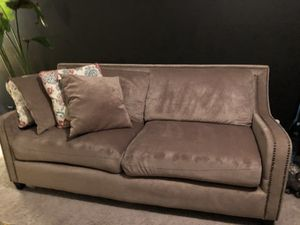 Studded sofa for Sale in Silver Spring, MD