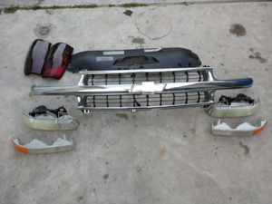 99-02 Chevy Silverado parts everything you for $300 plus extra parts for Sale in Los Angeles, CA