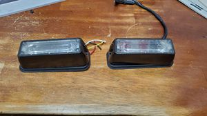 Linear optic Amber warning lights for Sale in Rancho Cucamonga, CA