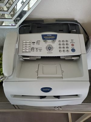 Brother Fax Printer for Sale in Walnut, CA