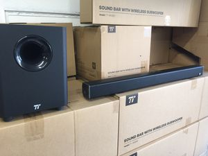 WIRELESS 🎚SOUND BAR 🎚SUBWOOFER🎚 BLUETOOTH for Sale in Chino Hills, CA