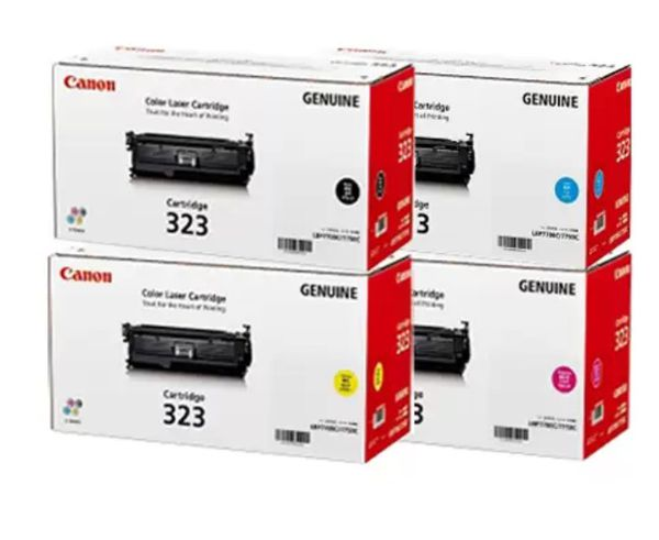 Large variety of Canon Color toner for Printers and Copiers