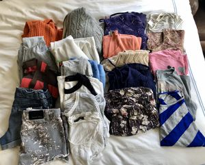Teen clothes size small for Sale in Irvine, CA