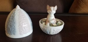 "$99- Lladro collectible figurine ""Kitty Surprise"" for Sale in Chandler, AZ"
