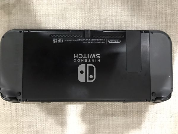 Nintendo Switch with Game and Memory card bundle