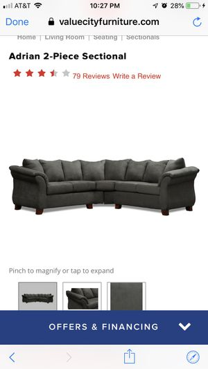 Couch/sectional for Sale in Chicago, IL