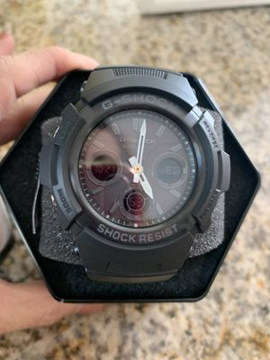 Gshock watch for Sale in West Covina, CA