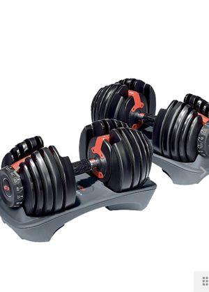 Brand new BowFlex 552 dumbbells -pair for Sale in Vista, CA
