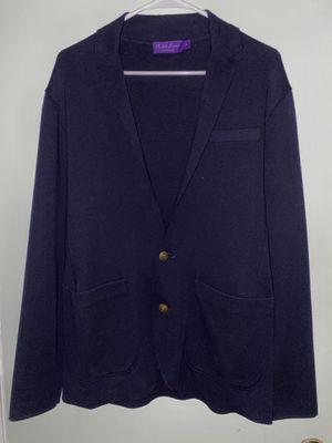 Ralph Lauren Purple Label Merino Wool Cardigan for Sale in Southgate, MI
