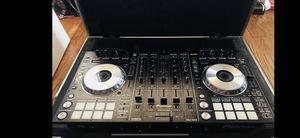 Pioneer DDJ SX. With. Odyssey case dj serato for Sale in Santa Maria, CA
