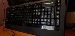 SteelSeries Apex 350 Gaming Keyboard for Sale in Chesapeake, VA