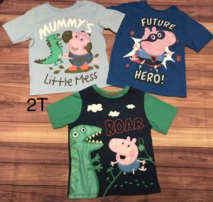 Used Peppa Pig Shirts 2T for Sale in Long Beach, CA