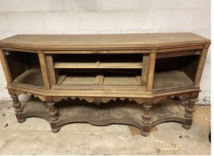 Antique buffet table for Sale in Silver Spring, MD