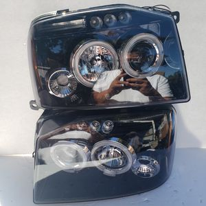Nissan Frontier 2001-2004 Halo Projector Headlights for Sale in Phillips Ranch, CA