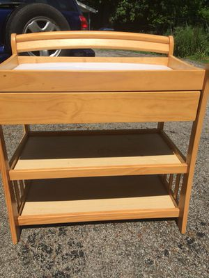 Like new Wooden baby changing tables for Sale in Louisville, KY