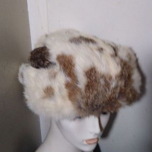 Vintage Chinese Fur Hat CHINA DAYING for Sale in Long Beach, CA