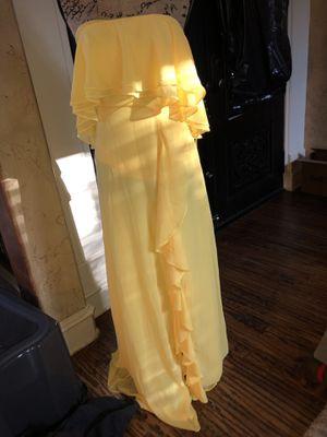 Semi formal sleeveless dress never worn for Sale in Grapevine, TX