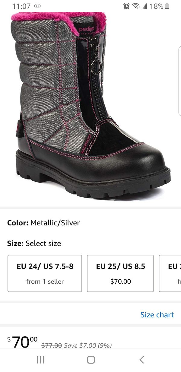 Pediped snow boots