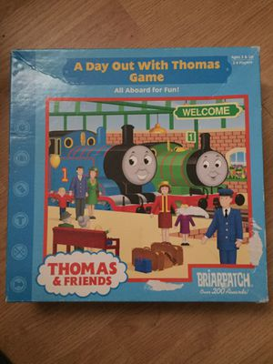Thomas and friends board game for Sale in Lakewood Township, NJ