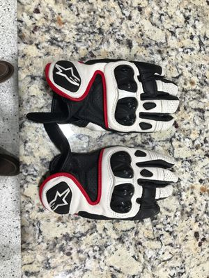 Alpinestars Motorcycle Gloves for Sale in Amarillo, TX