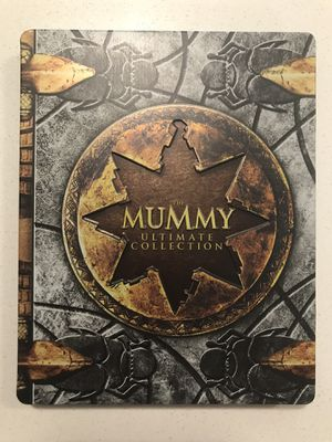 Mummy Ulti collection Blu-ray steelbook for Sale in Aurora, CO