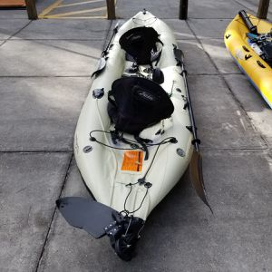 Hobie Inflatable Kayak - 2 Seats / 2 Pedals for Sale in Miami, FL