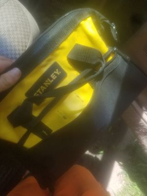 Stanley carry tool bag for Sale in Wichita, KS