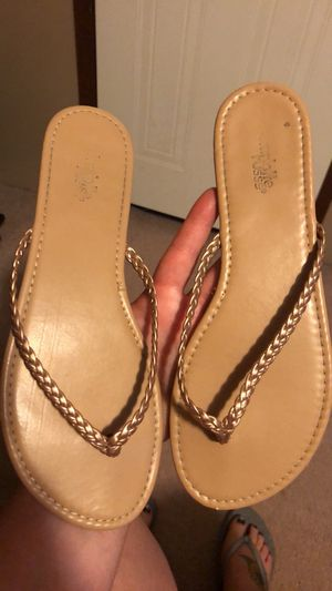 Size 8 sandals for Sale in Fenton, MO