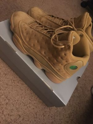 Limited Air Jordan Retro 13's Wheat for Sale in Toms River, NJ