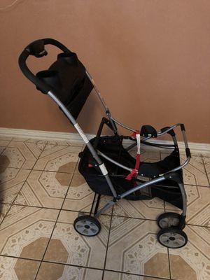 Carreola para porta bebe for Sale in Dallas, TX