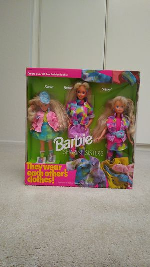 Barbie Sharin' Sisters for Sale in Anaheim, CA