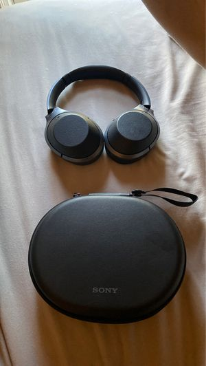 Sony WH-1000xm2 Headphones for Sale in Denver, CO