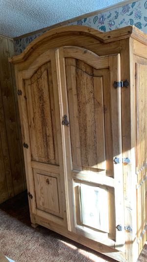 Armoire, dresser and night stands for Sale in Overgaard, AZ